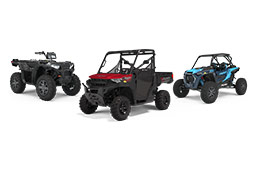 Polaris ATV RANGER RZR General Snowmobile Slingshot