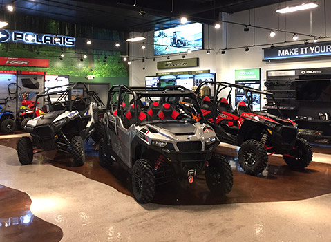 Polaris Dealers Standards