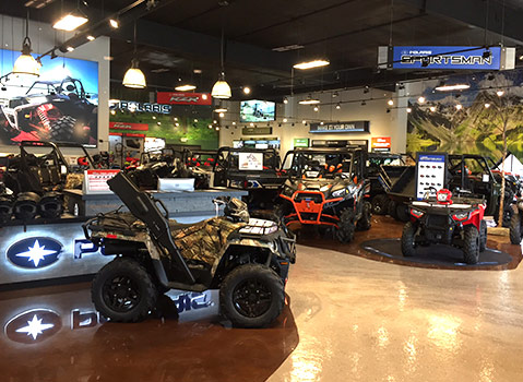Polaris Dealers Standars