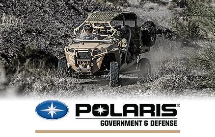 Polaris® Government & Defense
