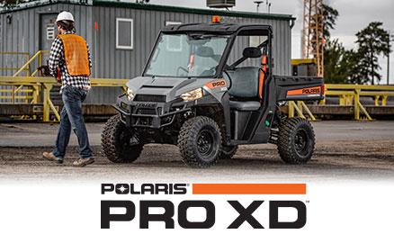 Polaris® PRO XD