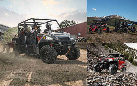 Polaris Commercial Offroad Hero