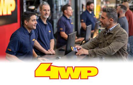 4WP Brand Image