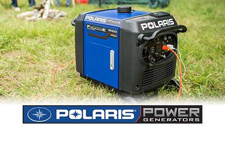 Polaris Generator Brand Image