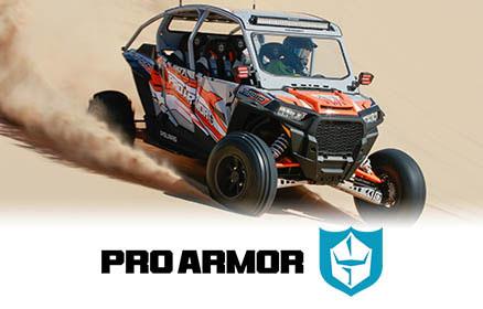 Pro Armor Brand Image