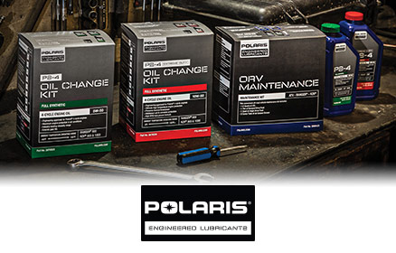 Polaris Lubricants Brand Image