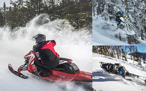 Polaris Snowmobiles Timbersled