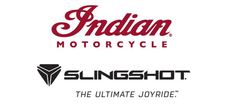 Indian - Slingshot logo