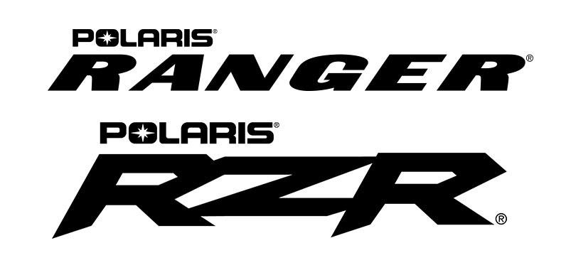 Ranger and RZR Logos