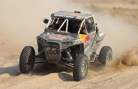 "Polaris RZR Factory Racing Wins Big At 2020 BITD Silver State ""300"""