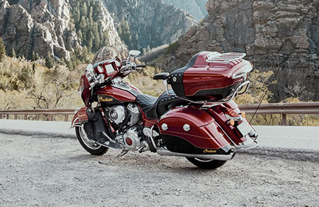 Indian Motorcycle Introduces Limited-Edition 2019 Roadmaster Elite