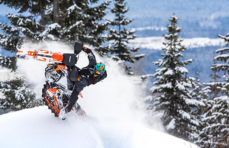 Timbersled Continues to Revolutionize the Snow Bike Industry with the all-new 2020 Timbersled<sup>®</sup> Lineup