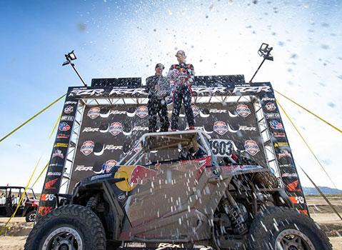 RZR racing wins