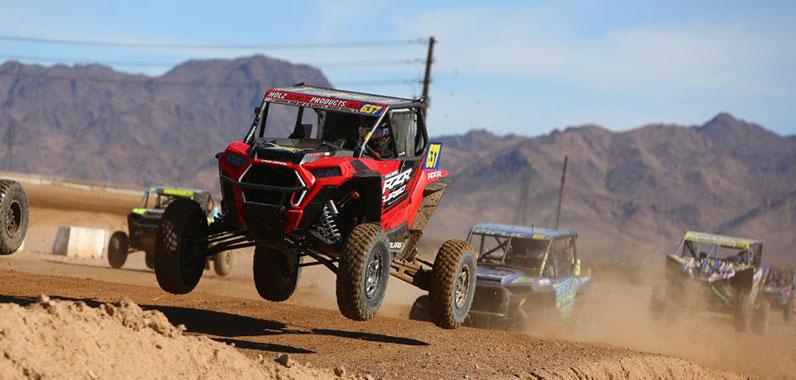 RZR Factory Racing WORCS SXS World Finals