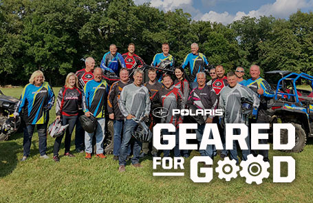 Polaris is Geared for Good