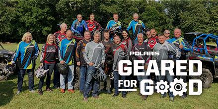 Polaris Geared for Good