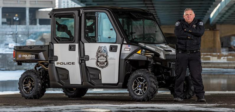 Polaris Police Ranger