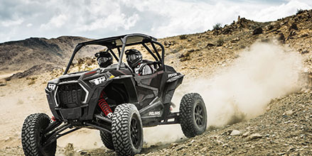 Polaris® RZR Adds New Beast To The Pack With Introduction Of RZR XP