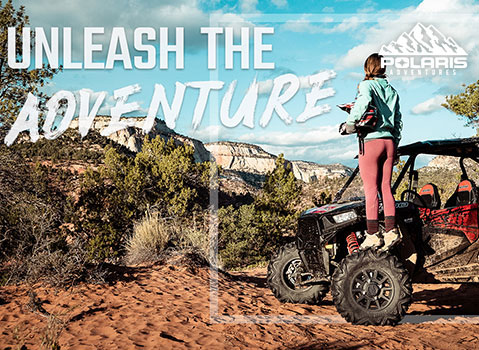 Unleash the Adventure