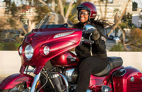 Black Girls Ride: Women of Color Blaze New Trails in Motorsports