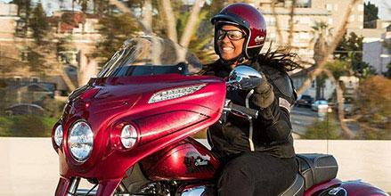 Black girls ride