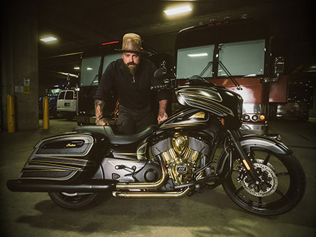 ZAC BROWN COLLECTIVE & INDIAN MOTORCYCLE