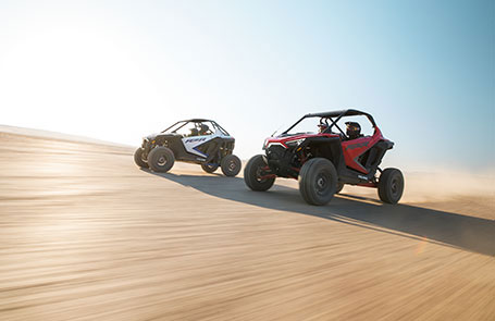 Polaris Celebrates 65<sup>th</sup> Anniversary with Industry-Leading 2020 Off-Road Lineup
