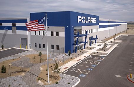 Polaris Announces Grand Opening of Distribution Center in Nevada