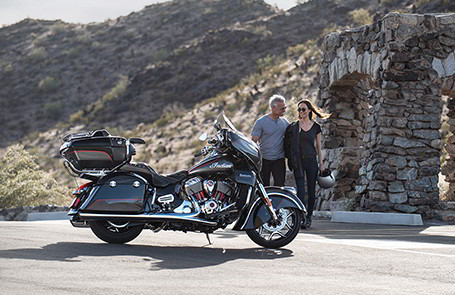 Indian Motorcycle Introduces 2020 Roadmaster Elite With New  Custom-Inspired, Two-Tone Paint Scheme