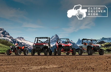 Your Next Adventure. Delivered: Introducing New Programs & Offerings For Polaris Customers And Dealers