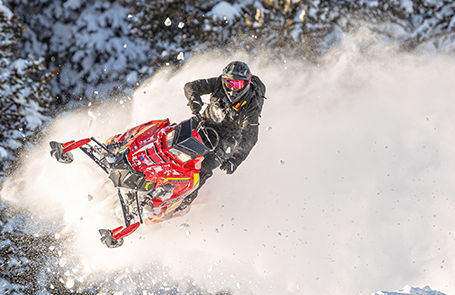 Polaris Introduces 2021 Snowmobile Lineup, Shocking The Industry With Technology, Innovation And Performance.