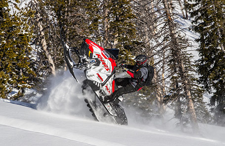 2020 Polaris<sup>®</sup> Snowmobile Lineup Delivers the Ultimate Riding Experience on Every Type of Terrain