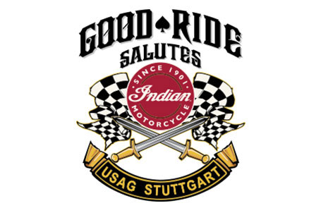 Indian Motorcycle & Carey Hart Bring V-Twin-Powered Armed Forces Day Celebration to Troops at U.S. Army Garrison Stuttgart