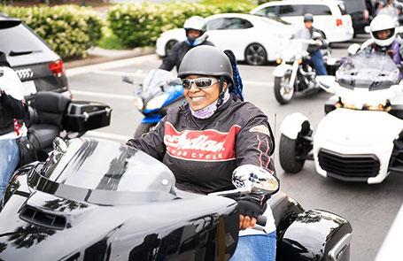 Celebrating International Female Ride Day