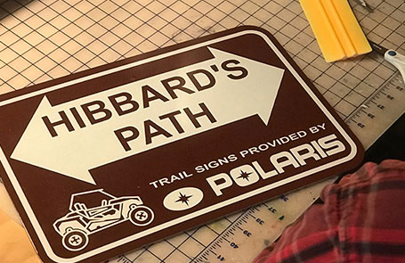 North Country Alliance Enhances Ride the Wilds Trail System with New Signage