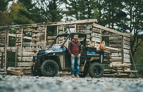 Polaris<sup>®</sup> Introduces RANGER<sup>®</sup> Accessory Collections in Partnership with Trusted Professionals