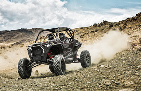 Polaris® <i>RZR</i> Adds New Beast To The Pack With Introduction Of RZR XP® Turbo S Velocity