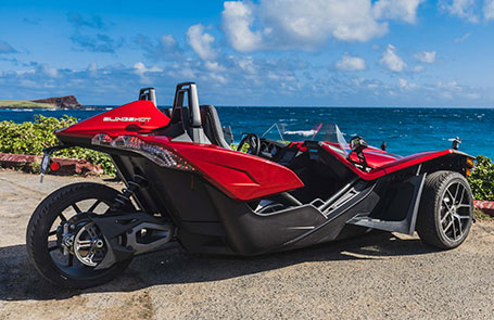 "Polaris Slingshot Wants To Send You To Hawaii  To Celebrate The ""Summer Of Fun"""