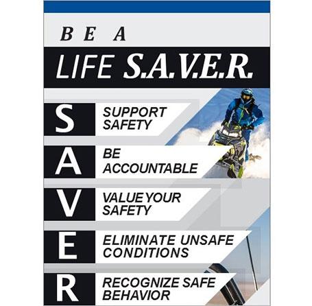 Polaris Rider Safety