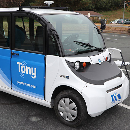 Perrone Robotics Chooses Polaris GEM<sup>®</sup> for Autonomous Vehicle Medium Mile Transit Solution