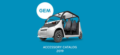 Image of Polaris GEM 2018 Accessories Brochure