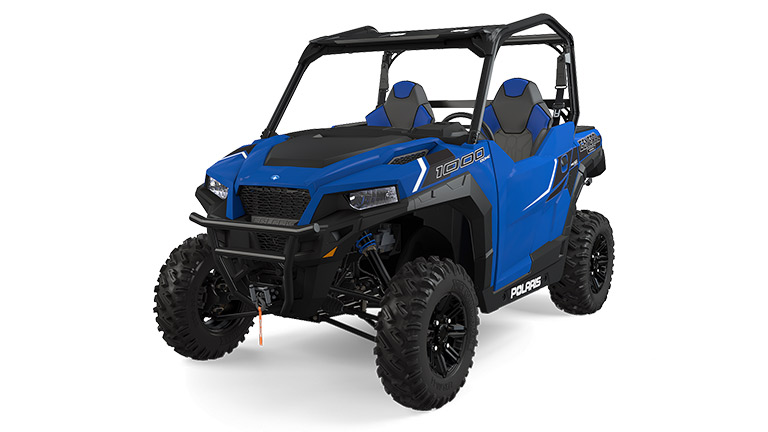 POLARIS GENERAL™ 1000 EPS VELOCITY BLUE