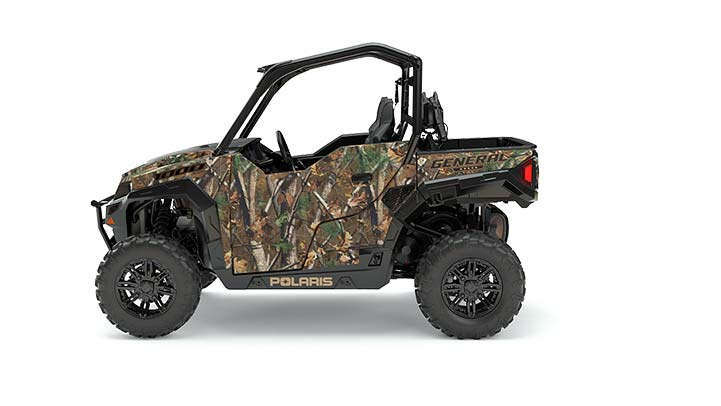 POLARIS GENERAL™ 1000 EPS HUNTER EDITION POLARIS PURSUIT® CAMO