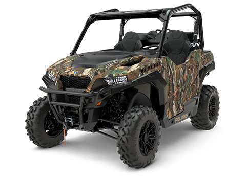 POLARIS GENERAL<sup>®</sup> 1000 EPS Hunter Edition