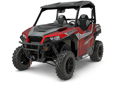 2018 Polaris General 1000 Eps Ride Command Edition Rec