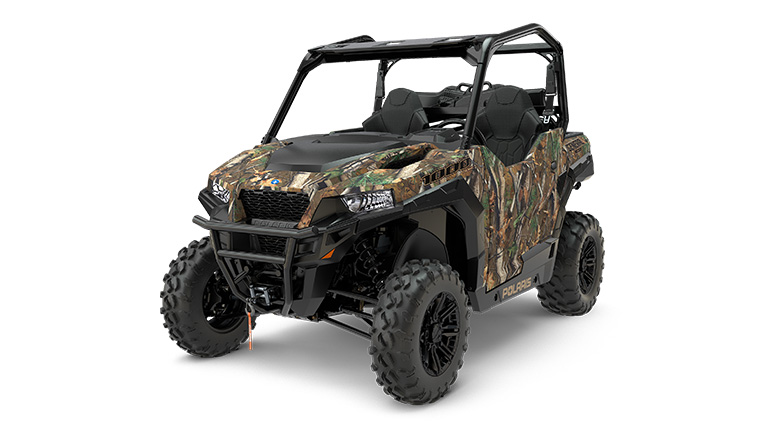 POLARIS GENERAL® 1000 Hunter Edition POLARIS PURSUIT® CAMO
