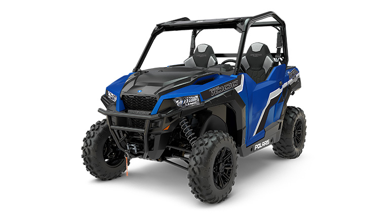 POLARIS GENERAL® 1000 PREMIUM RADAR BLUE