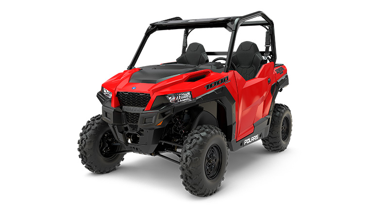 POLARIS GENERAL® 1000 INDY RED