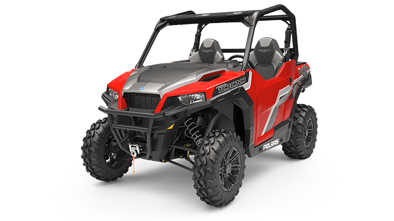 Polaris GENERAL 1000 EPS Premium Havasu Red Pearl