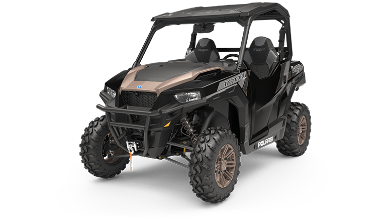 Polaris GENERAL 1000 EPS Ride Command Edition Black Pearl